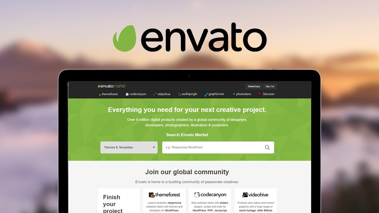 What Is Envato Market? How Subscription and Browsing Feature Works in Envato Market?